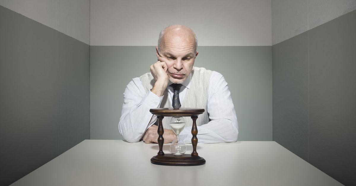 Durchhalten Bis Zur Rente: Warum Es Für Einen Jobwechsel Nie Zu Spät Ist
