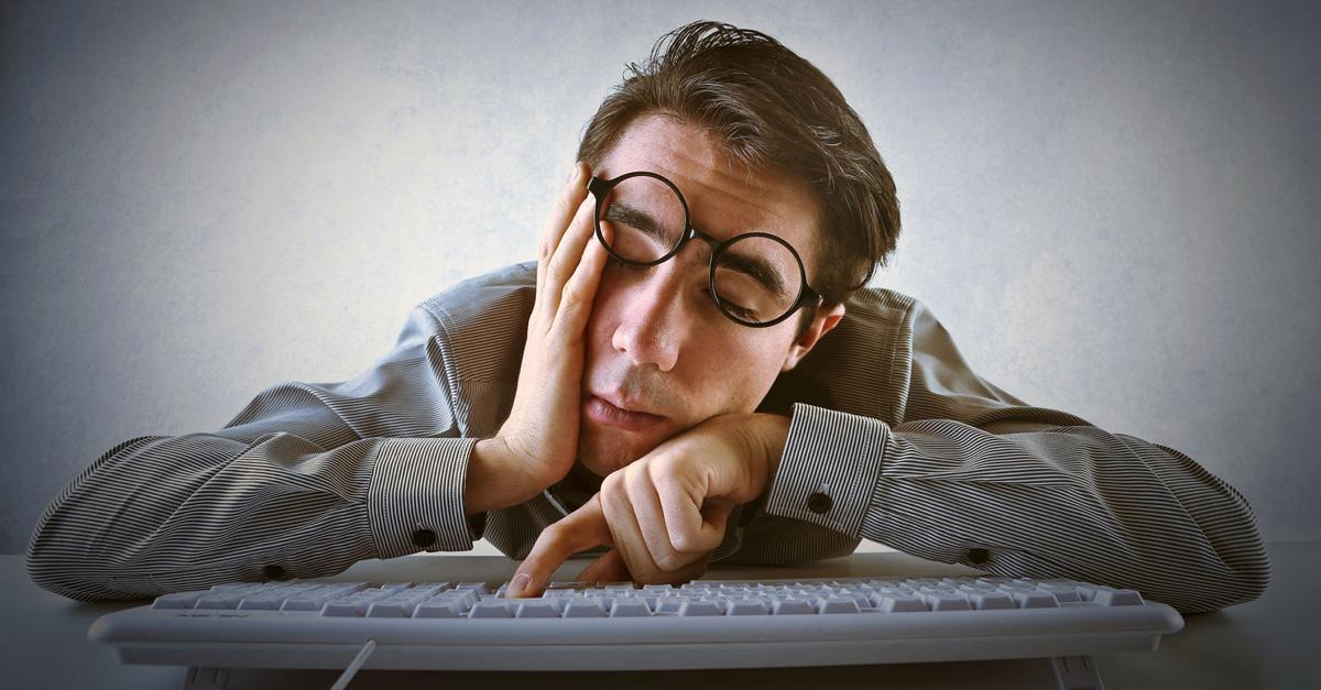 Langeweile Im Job: Was Tun, Wenn Es Nichts Zu Tun Gibt?