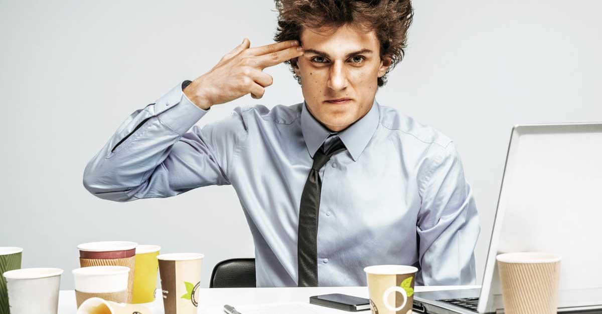 Grausamkeiten Im Job: Warum Tust Du Dir Das Eigentlich Noch An?