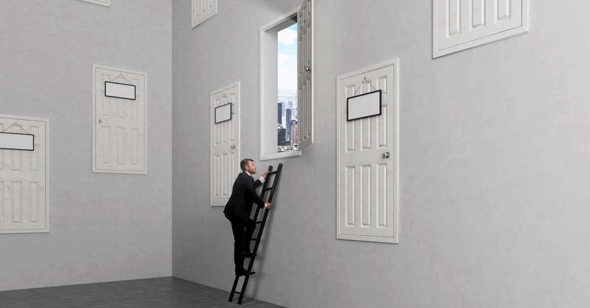 Quereinstieg: Karriere Durch Die Seitentür