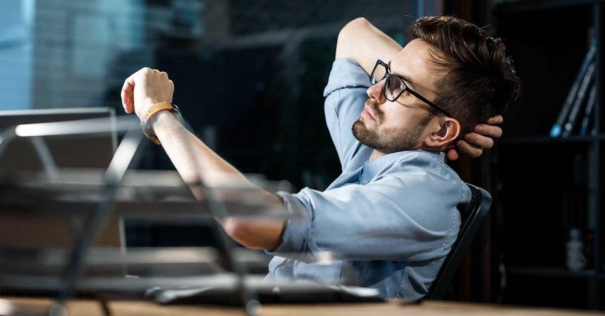 Aufschieberitis: Kein Stress! 5 Gute Gründe Aufgaben Aufzuschieben